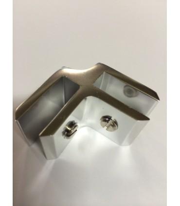 Connecteur Tor box pour 2 volumes de verre à 90°