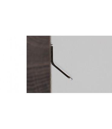 Poignée tirette série Thin by Viefe vue de côté