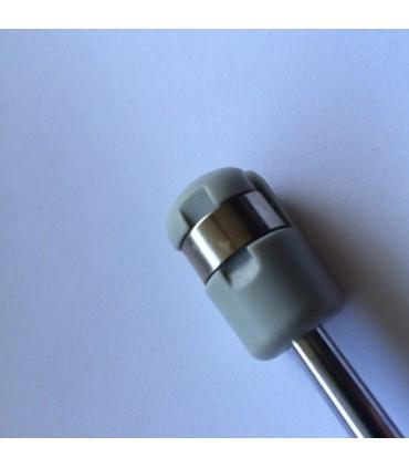 Vérin pneumatique pour porte relevante de meuble de cuisine