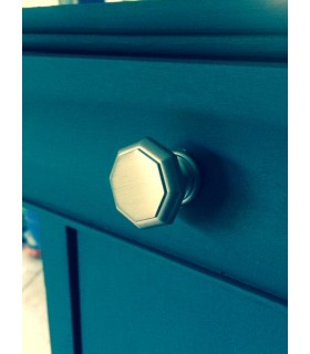 Poignée bouton de meuble série VERG.8661 Ø 35 mm
