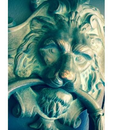 Heurtoir XL série tête de Lion détail 2