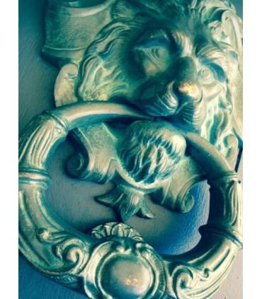 Heurtoir XL série tête de Lion détail 4