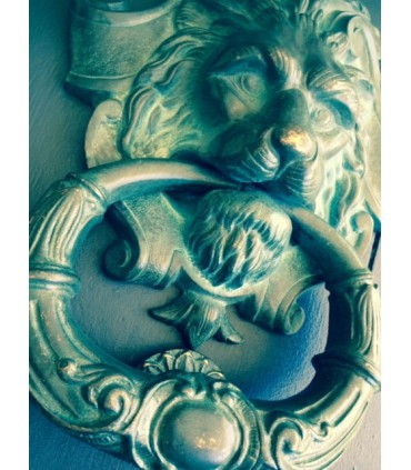 Heurtoir XL série tête de Lion détail 6
