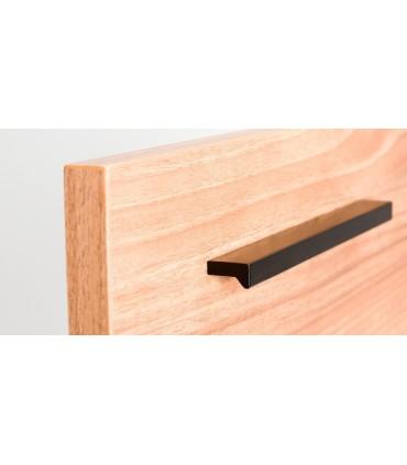 Poignée de meuble Angle noir par Viefe