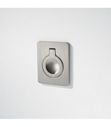 Poignée de meuble tirette affleurante MB00826 par Confalonieri