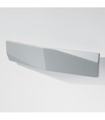 Ligne Origami avec quatre plis finition argent mat
