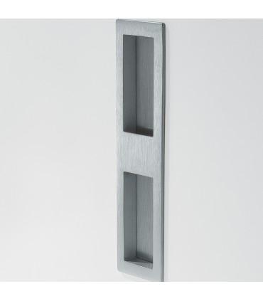 Poignée affleurante MB09089 Design Paolo Nava pour Confalonieri