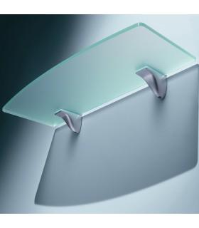 Console design série LIS01550 par Confalonieri pour étagère en verre ou bois