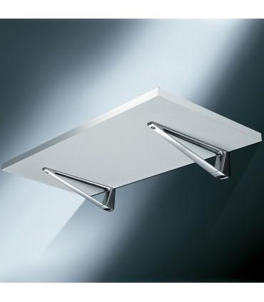Support Triangle MS01431 by Confalonieri pour étagère en bois