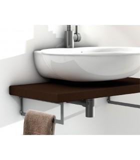 Support plan vasque Nuvola 45 design Bolis Italia