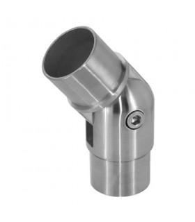 Raccord orientable pour tube Ø 42.4 x 2 mm
