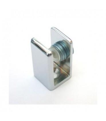 Pince fixe pour verre d'épaisseur 6 à 10 mm