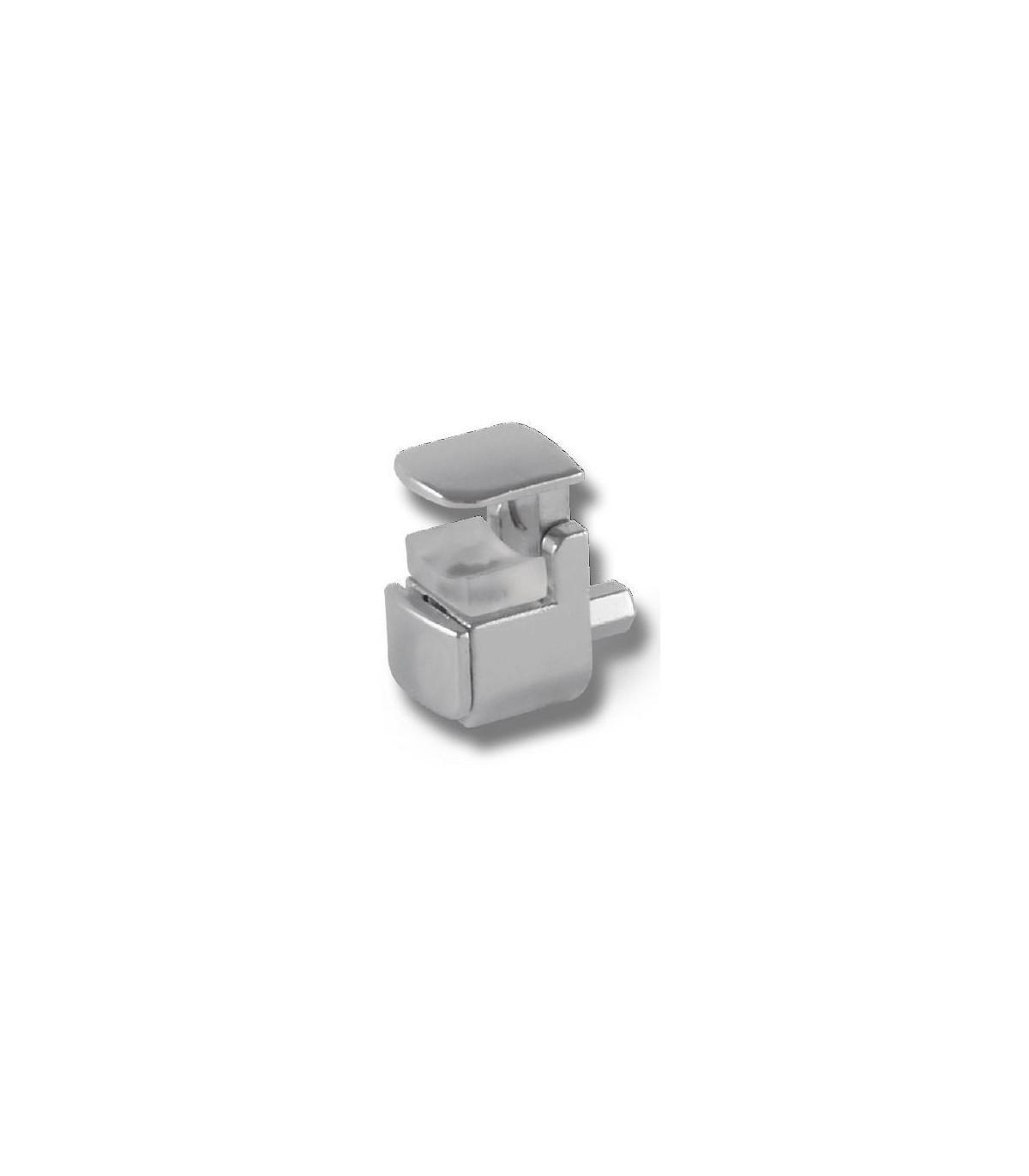 Ajouter Une Étagère Dans Un Placard ce taquet permet de fixer des étagères en verre de façon sûre.