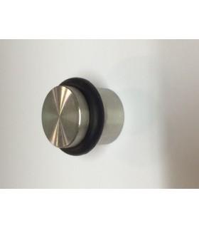 Butée de porte en inox série Band-O 20 mm