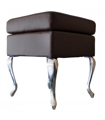 Pied de meuble au design Baroque en aluminium 380 mm