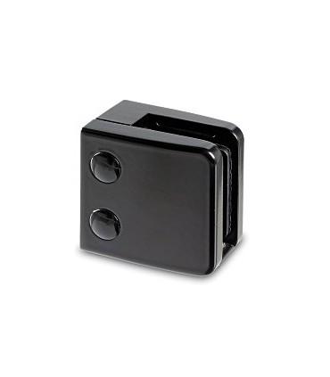 Pince a verre à talon plat - modèle 26 - Zamak noir 9005 mat