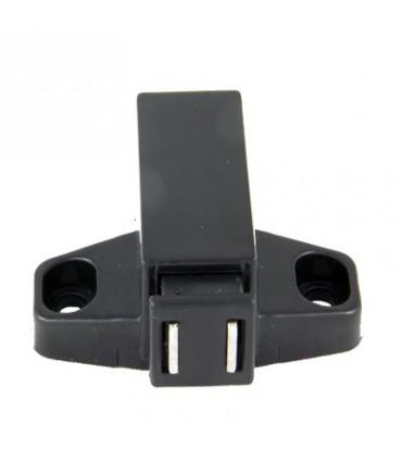 Loquet magnétique simple corp carré
