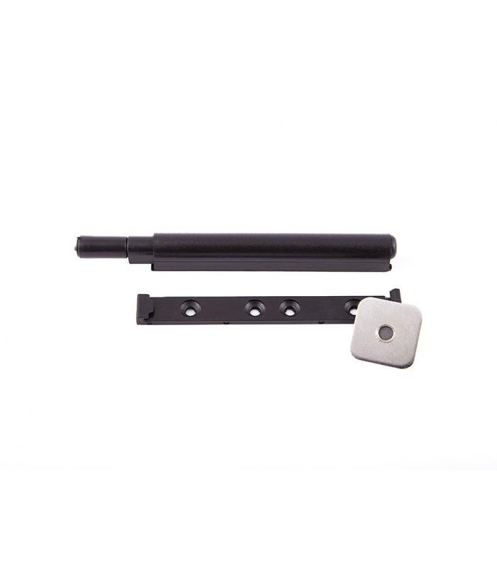 Loquet magnétique extensible série Slim ABS noir