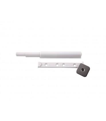 Loquet magnétique extensible série Slim ABS blanc