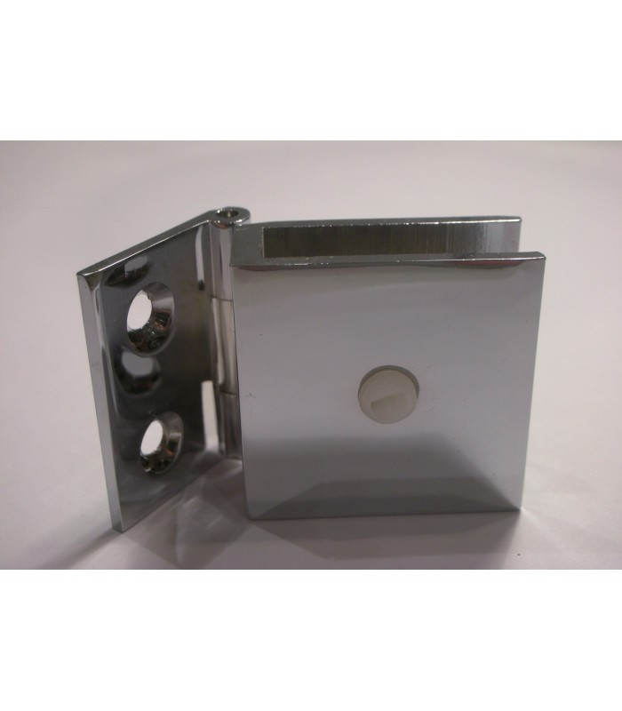 Charnière 20/18 pour porte vitrée CP00306B par Confalonieri