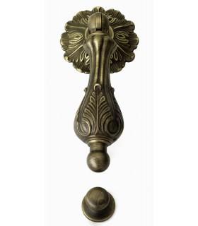 Heurtoir marteau de porte style baroque ligne Liberty