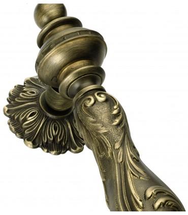 Heurtoir marteau de porte en laiton série Londre