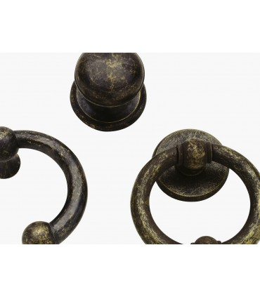 Finition bronze antique