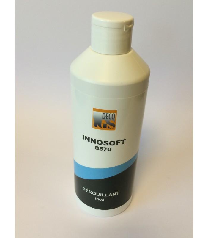 Nettoyant inox INNOSOFT B570 - 500 ml