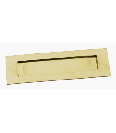 Entrée de boite à lettre 274 x 75 mm ouverture intérieure