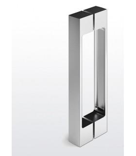 Paire de poignée série 770 pour porte de douche en verre
