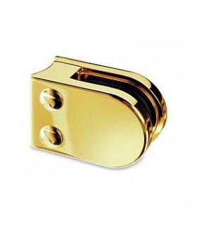 Pince à verre pour tube - modèle 22 - Zamak doré brillant