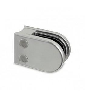 Pince à verre pour tube - modèle 22 - Zamak gris 9006 mat