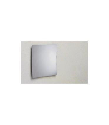 Miroir grossissant concave de forme carrée