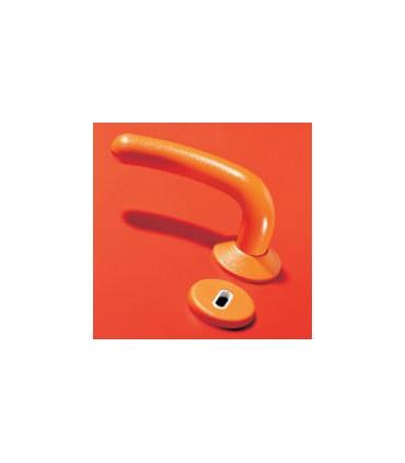 Poignée béquille série ACCENTO clé L