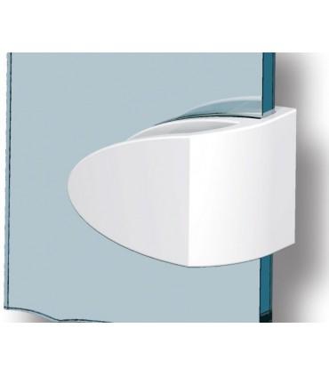Poignée simple concept Badge forme arrondie