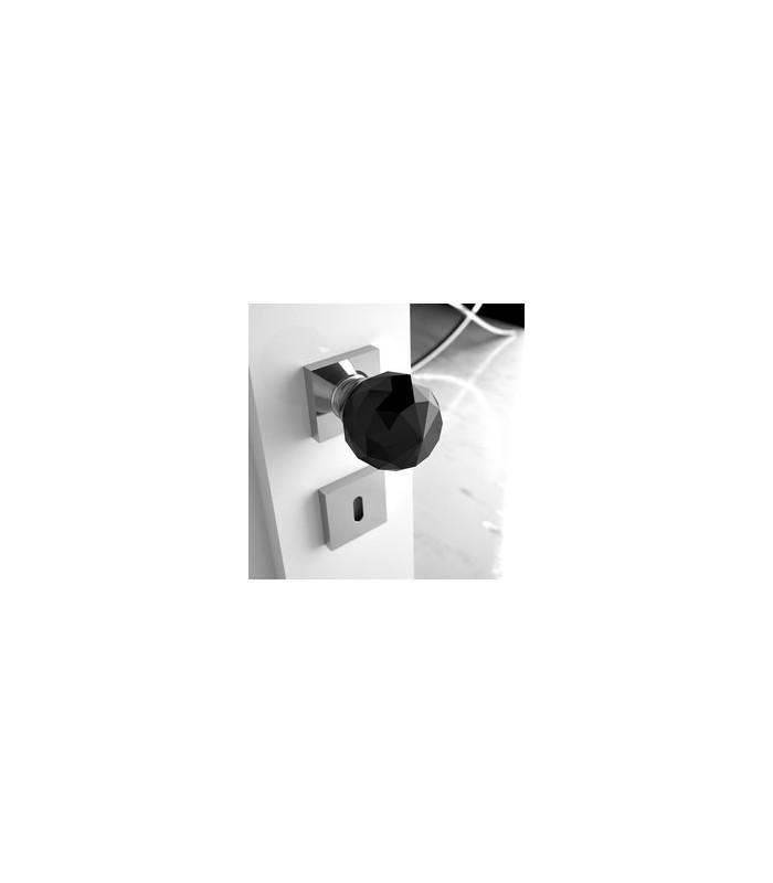 Paire de béquilles Geo noir Ø 60 mm par Arius home