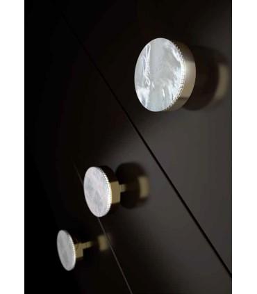 Bouton de meuble série Perla par Arius home
