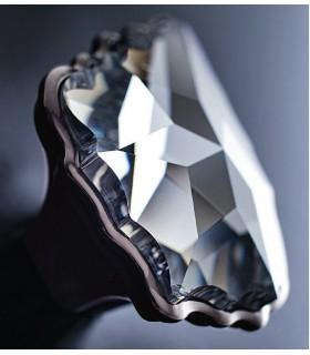 Bouton de meuble en cristal verre et pierre pour meuble - Bouton de meuble design ...