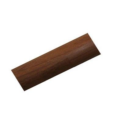Main courante en bois ipé massif brut Ø 42 mm