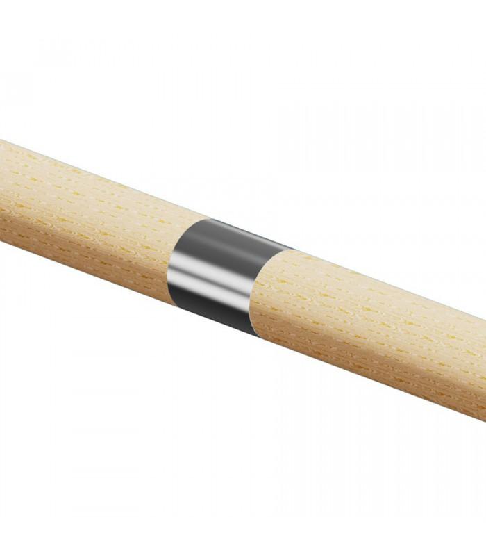 Raccord de liaison 180° bois sur bois