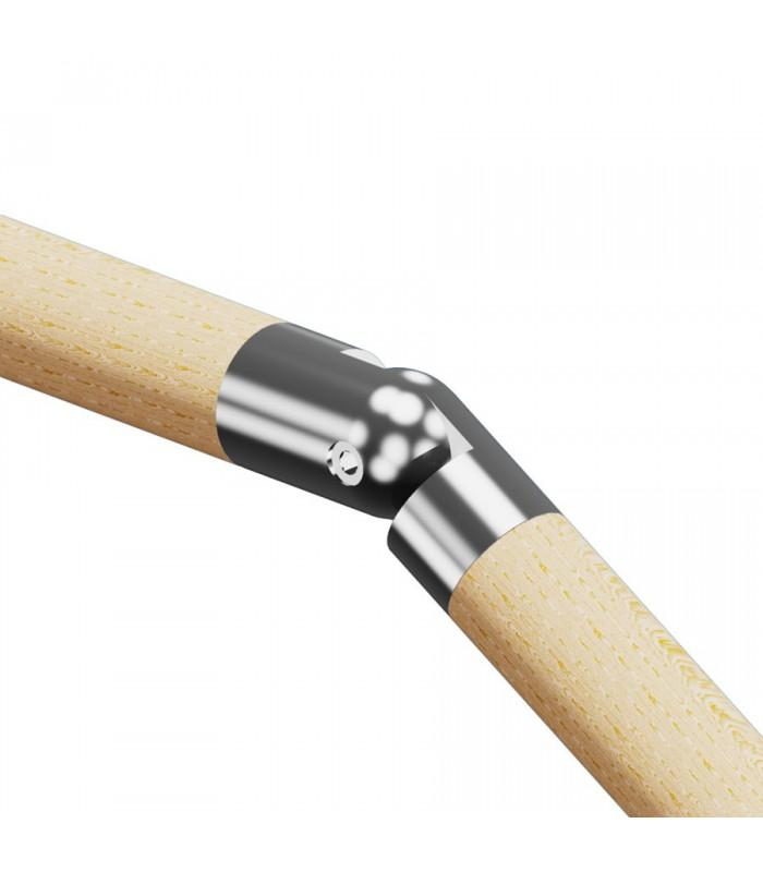 raccord de liaison angle variable bois sur bois igs d co. Black Bedroom Furniture Sets. Home Design Ideas