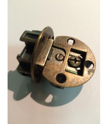 Charnière à volet simple ou double ouverture 90°