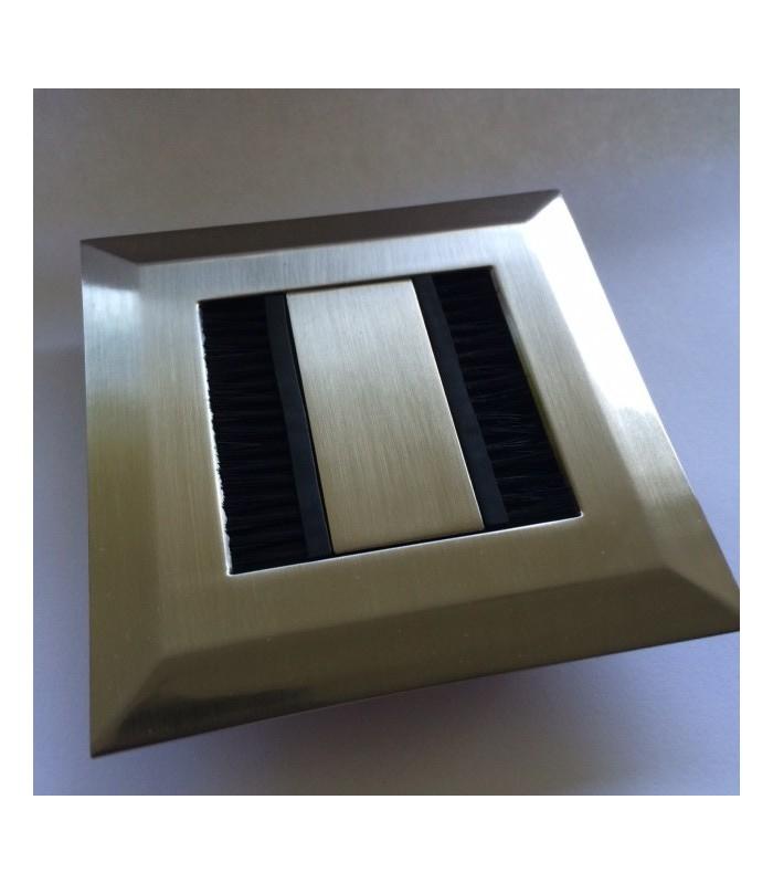 passe cable sol cheap dimensions de passecbles souple en caoutchouc canal with passe cable sol. Black Bedroom Furniture Sets. Home Design Ideas
