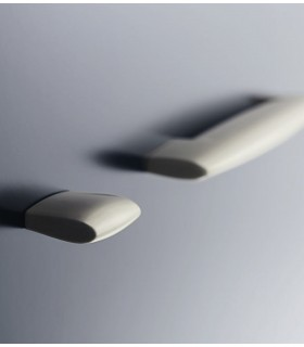 Poignée bouton de meuble design Calipso par Bosetti Marella