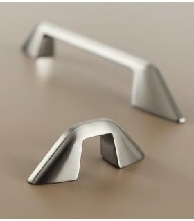 Poignée bouton de meuble design Quadra par Bosetti Marella