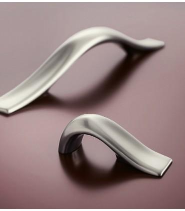 Poignée bouton de meuble design Vela par Bosetti Marella