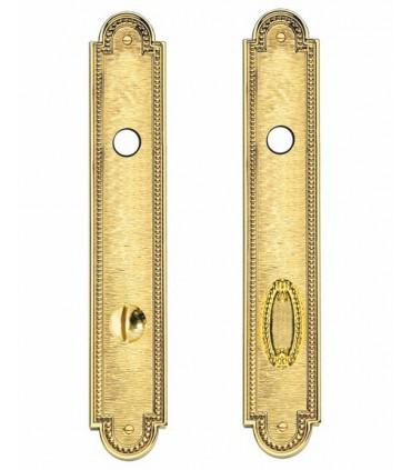 Castle 008 laiton doré à condamnation style Louis XVI