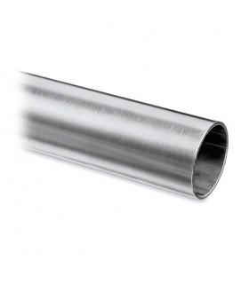 Tube diamètre 76.1 inox aisi 304 épaisseur 2 mm