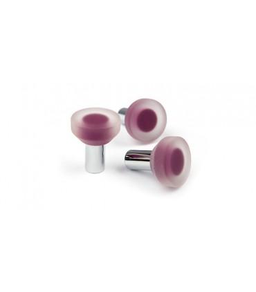 Poignée bouton série Jelly