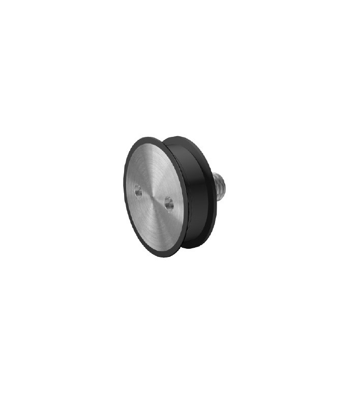 fixation ponctuelle frais e 32 mm pour volume en verre igs d co. Black Bedroom Furniture Sets. Home Design Ideas
